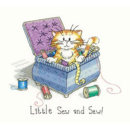 Little Sew and Sew: Cats Rule