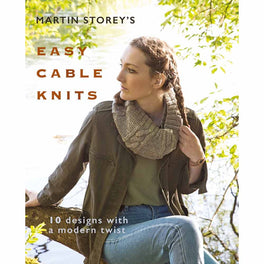 Rowan Easy Cable Knits by Martin Storey