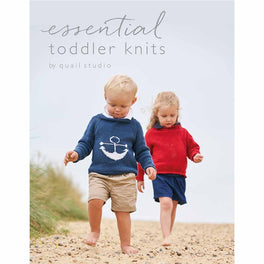 Rowan Essential Toddler Knits - Quail Studio