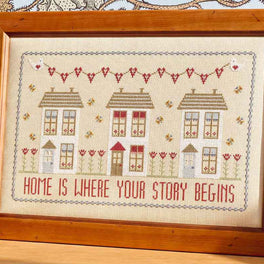 Home is Where the Story Begins