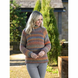 Sweaters in James C Brett Marble Chunky