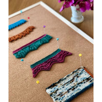 Knitted Edges AM Workshop with Heike Gittens - Friday 8th November 2019