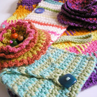 Learn to Crochet Workshop with Carol Meldrum - Saturday 16th November 2019
