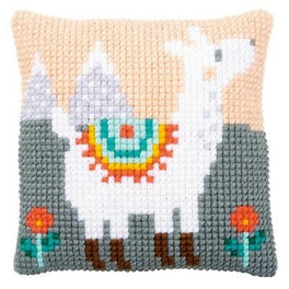 Lovely Llama - Cushion Front Kit