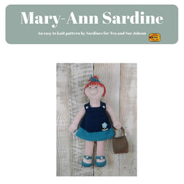 Mary-Ann Sardine Pattern Starter Pack - Sardines for Tea