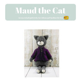 Maud (the big) Cat - Sue Jobson