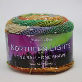 James C Brett Northern Lights Dk