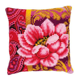 Pink Bloom Cushion Front Kit
