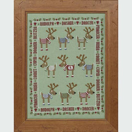 Rudolph and Friends Sampler