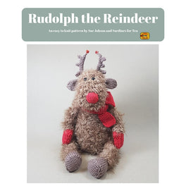 Rudolph the Reindeer by Sue Jobson