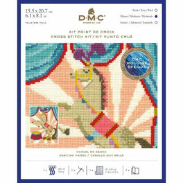 Dancing Horse - DMC Counted Cross Stitch