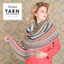 Yarn The After Party 20 Wrapket Scarf by Ali Campbell