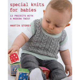 Rowan Special Knits for Babies by Martin Storey