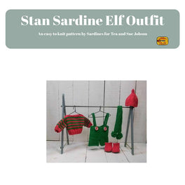 Stan Sardine Elf Outfit - Sardines for Tea