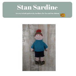 Stan Sardine Pattern Starter Pack - Sardines for Tea - Digital Version