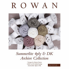Rowan Summerlite 4ply & DK Archive Collection