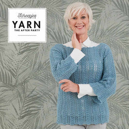 Yarn The After Party 40 Tansy Tunic by Margaret Hubert