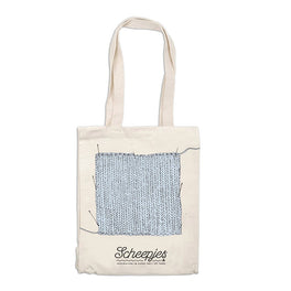 Scheepjes Tote Bag (Knitted square)