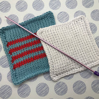 Tunisian Crochet PM Workshop with Lynne Rowe - Saturday 11th January 2020