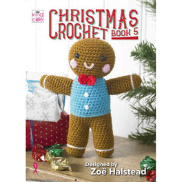 King Cole Christmas Crochet Book 5