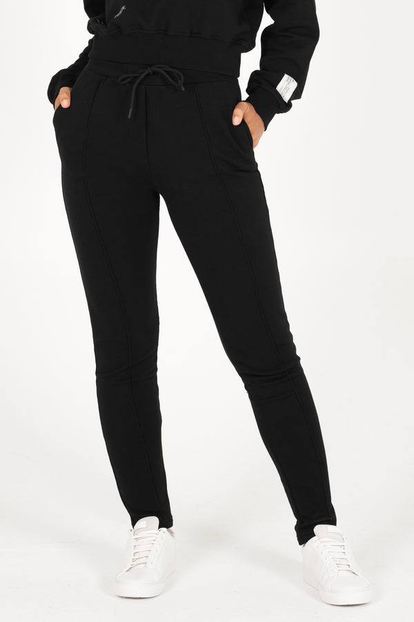 Black Organic Sweatpants