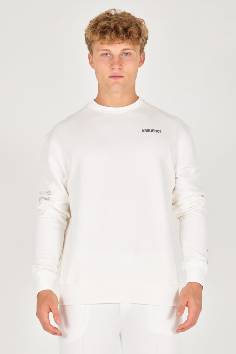 Off-White Organic Sweatshirt