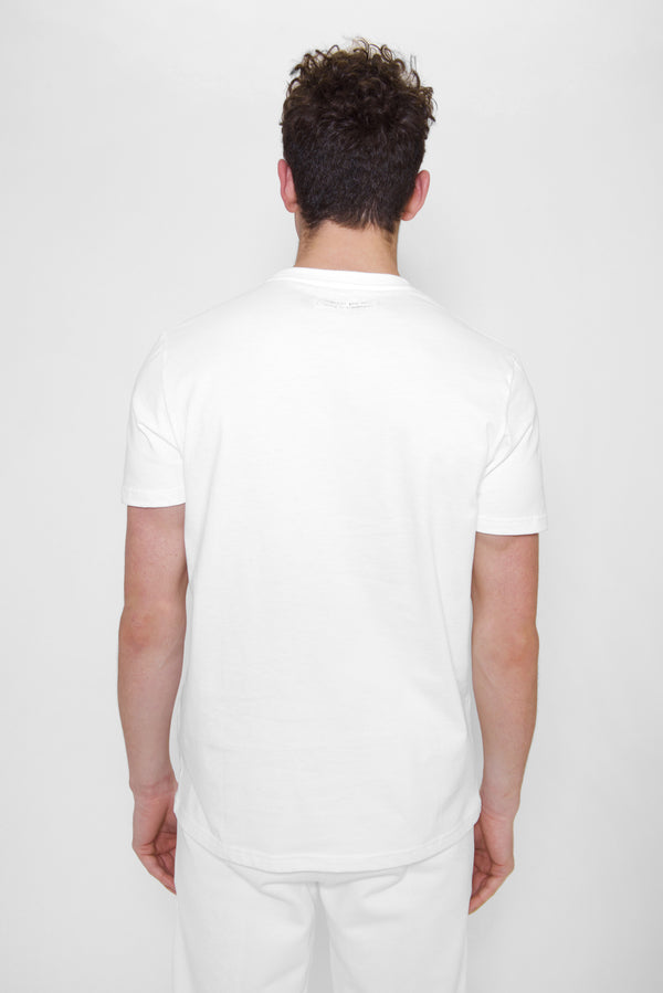 White 'Reverse Definition' Classic Tee