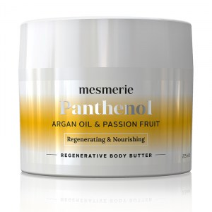 PANTHENOL ARGAN & PASSION FRUIT BODY BUTTER– REGENERATIVE