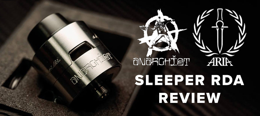 Anarchist X Aria - Sleeper RDA Staff Review