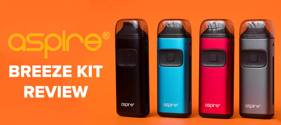 Aspire Breeze Kit - Staff Review