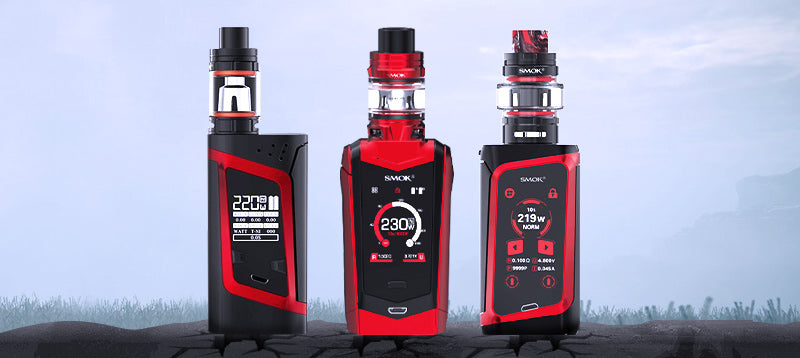 Smok Alien vs Smok Species vs Smok Morph