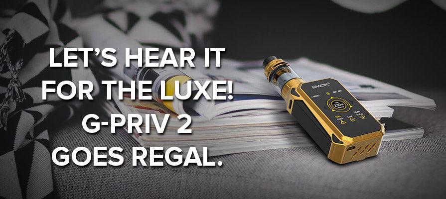 Let's hear it for the Luxe! G Priv 2 goes regal