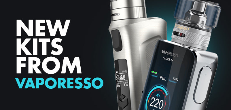 New From Vaporesso here at UK ECIG STORE