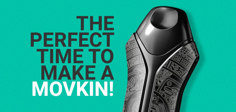 The brand new Y2 Pod Kit from Movkin!