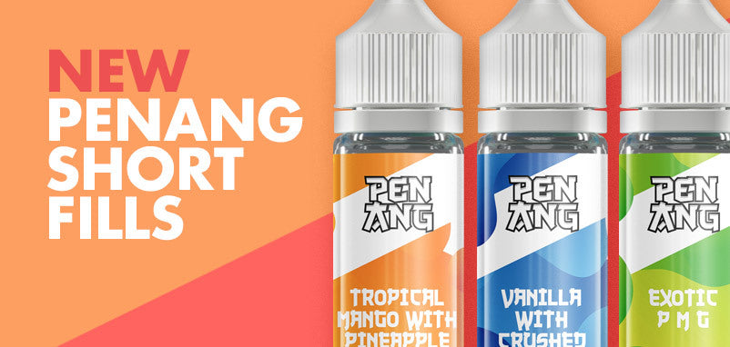 Penang reveal their new mixed e-liquid range