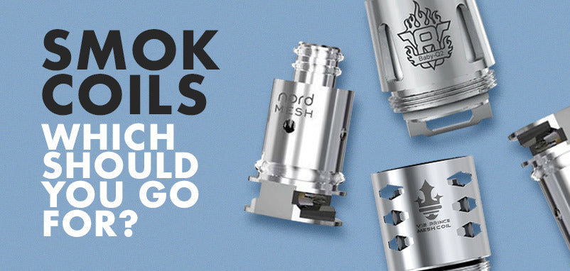 Smok Coils, Which Should You Go For?