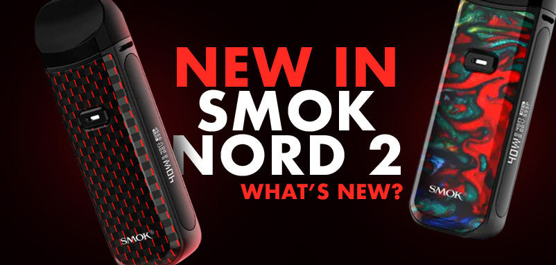 Smok Nord vs Nord 2 - Which is better?