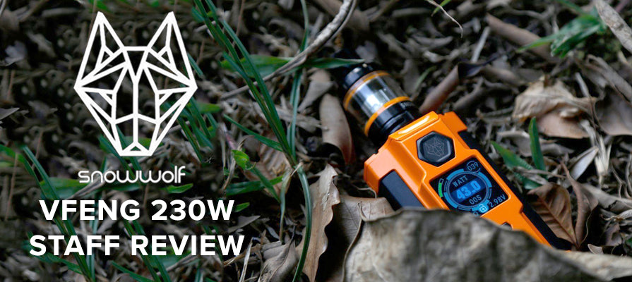 Snow Wolf VFeng 230W Staff Review