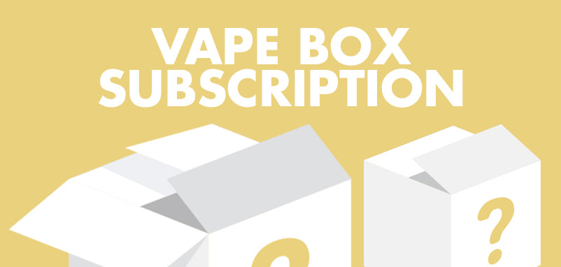 Vape Box Monthly Subscription Service