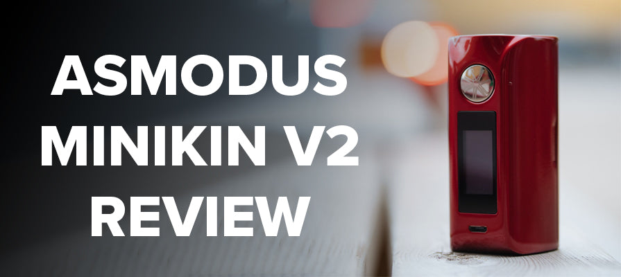 Asmodus Minikin V2 Mod - Staff Review