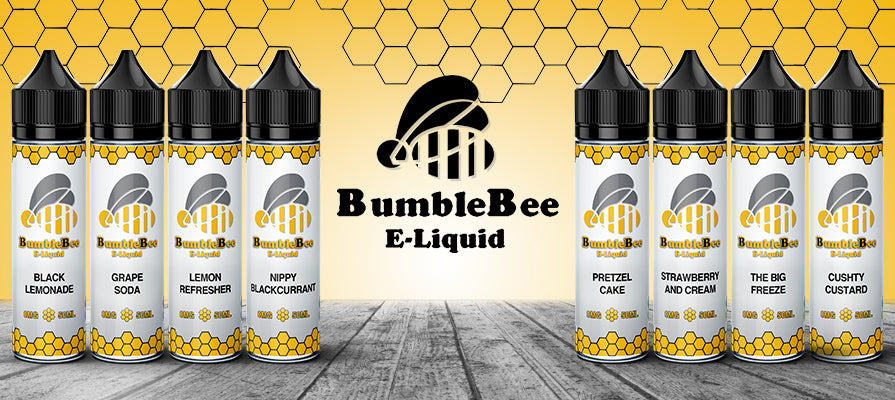 What's all the buzz about Bumblebee E-Liquids?