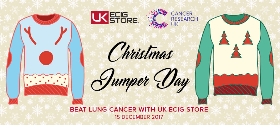 Christmas Jumper Day Competition And Fundraising For Cancer Research UK - 15th December 2017