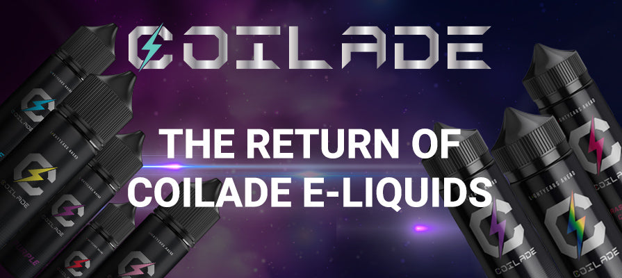 The Return of Coilade E-Liquids