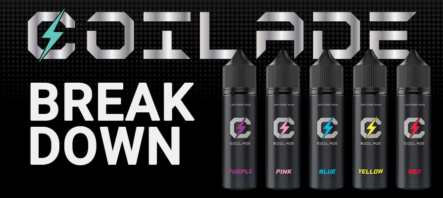 Coilade E Liquid Breakdown