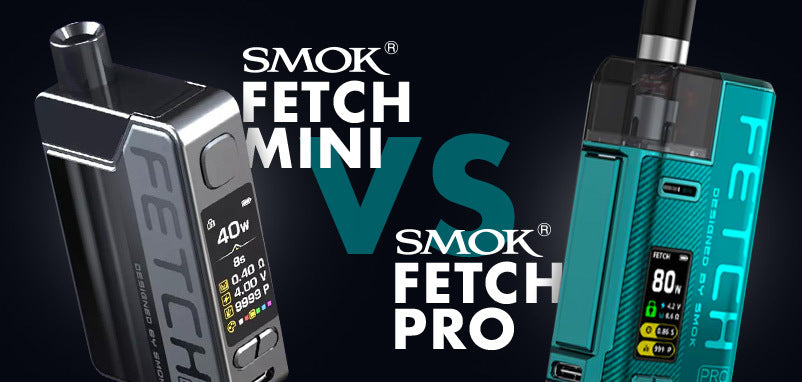 Fetch Mini Vs Fetch Pro! What's The Difference?