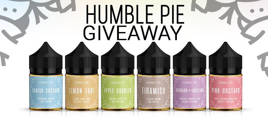 Humble Pie Giveaway [CLOSED]