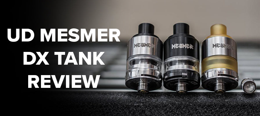 UD Mesmer DX Tank - Staff Review
