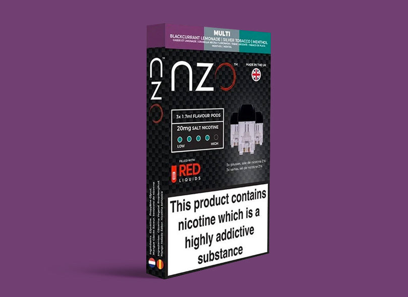 NZO - Multi Pack Pods