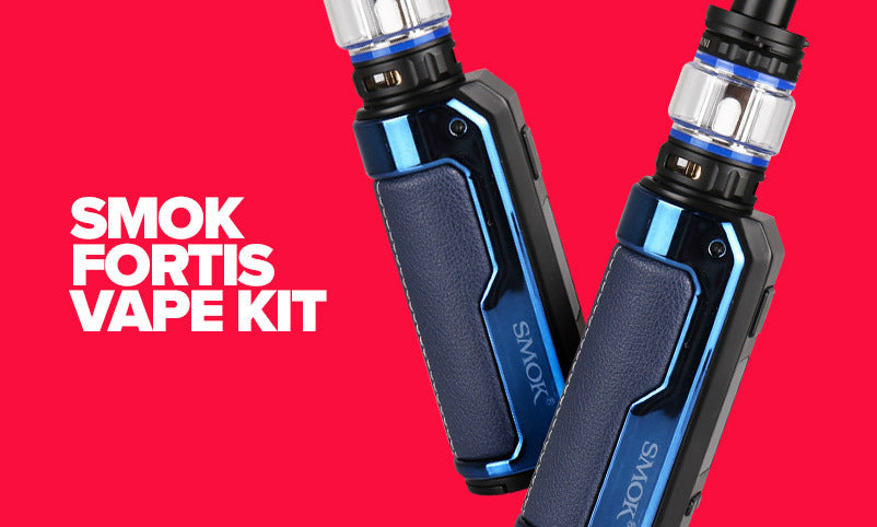 August: New Vape Products You Missed SMOK
