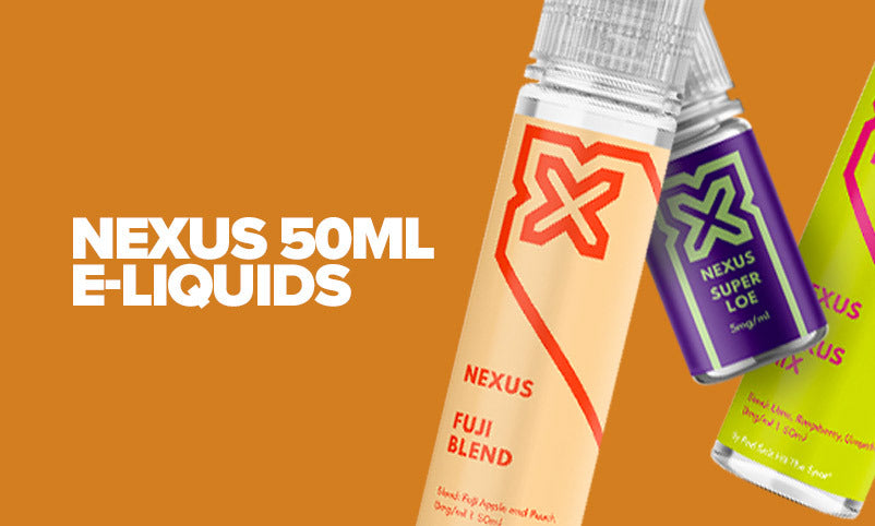 August: New Vape Products You Missed nexus